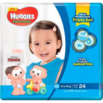 Huggies Turma da Mônica é boa?